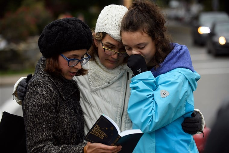 TrumpWatch, Day 646: Echoing Trump on Soros and Immigrants, Gunman Kills 11 in Pittsburgh Synagogue
