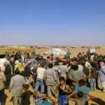 "Syria Daily: Claim — Regime ""Takes Away"" 150 Men Moved Out of Rukban Camp"