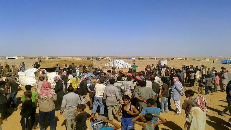 Syria Daily: Assad Regime and Jordan Cut Off Food to 50,000+ Displaced In Rukban Camp