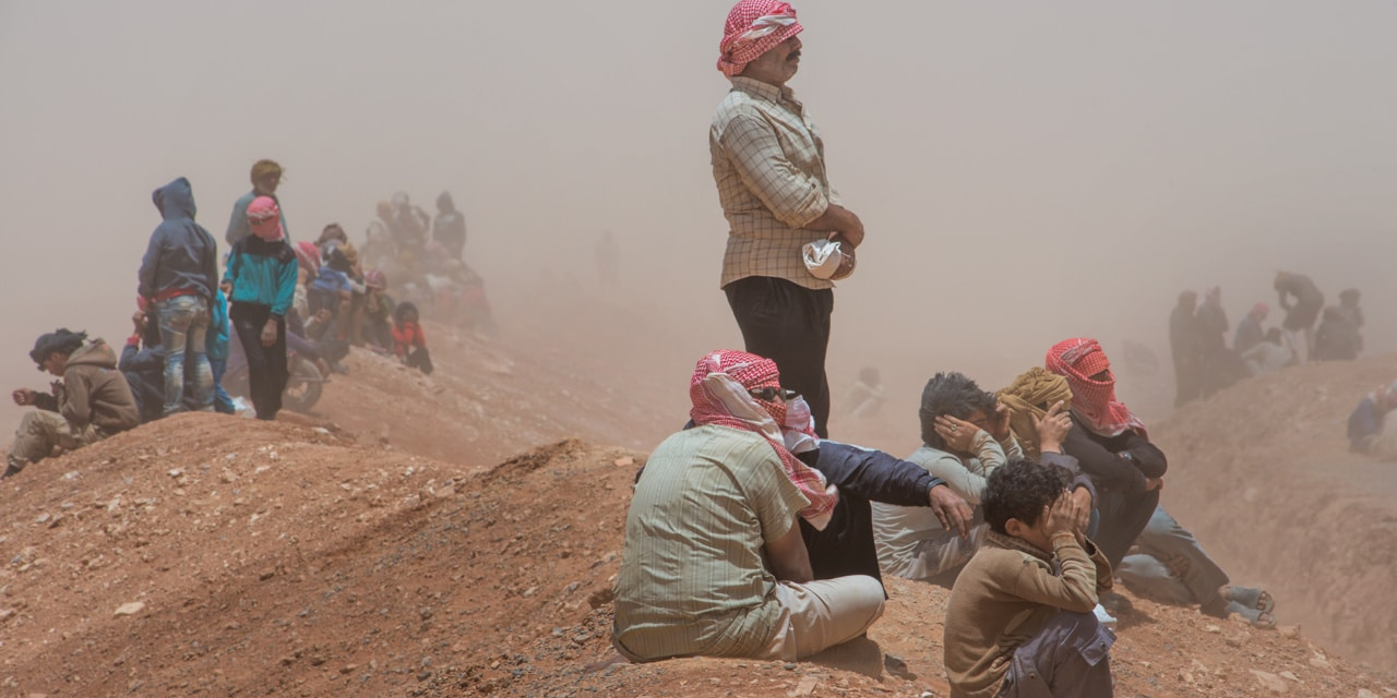 Syria Daily: Jordan-US-Russia Talks to Close Rukban Camp for 50,000