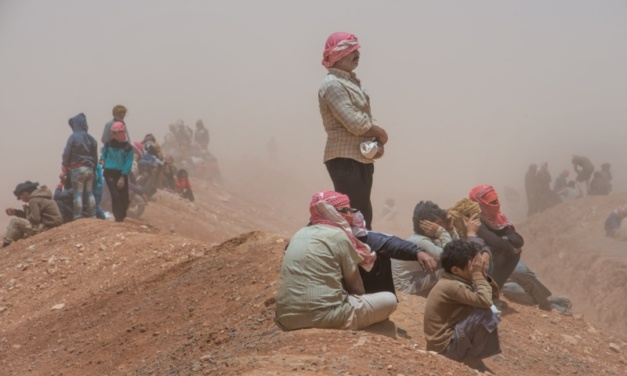 The Choice for Rukban's Besieged: Starve or Risk Detention by Regime