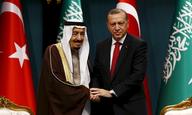 Podcast: Turkey's Gradual Pressure on Saudi Arabia over Khashoggi