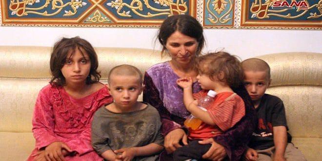 Syria Daily: 25 Women & Children Released in Assad Regime-ISIS Swap