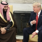 TrumpWatch, Day 637: Trump Wobbles on Support of Saudis Over Khashoggi