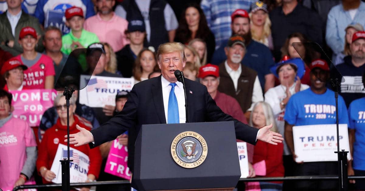 TrumpWatch, Day 645: Trump Mocks Targets of Pipe Bomb Attacks