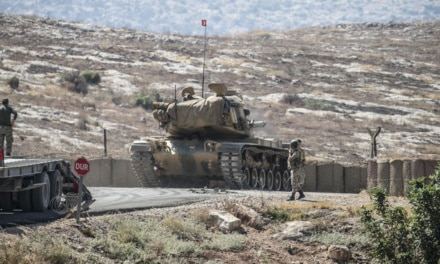 Syria Daily: Turkish Forces Shell Positions of Kurdish Militia YPG