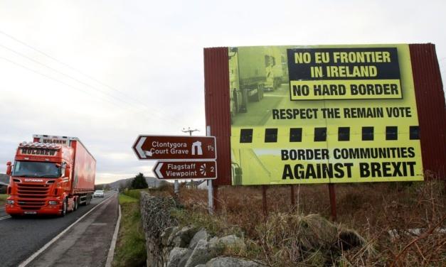 Podcast: Start the Week — UK's Brexit Abyss Over Ireland; Saudis Fight Back Over Khashoggi