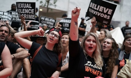 Podcast: The Movement Beyond The Confirmation of Brett Kavanaugh