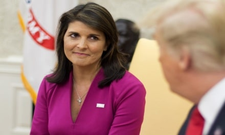BBC Radio: Making Sense of Nikki Haley's Departure