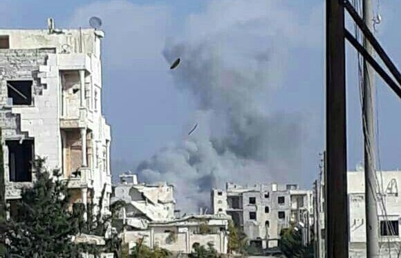 Syria Daily: Russia Resumes Bombing of Northwest