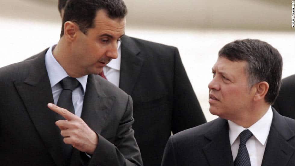 Syria Daily: Assad Regime Seeks Renewed Ties With Jordan