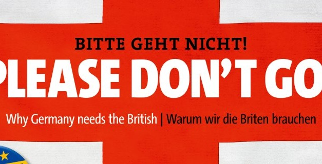 A Message to Brexit Britain — Germany Still Loves You
