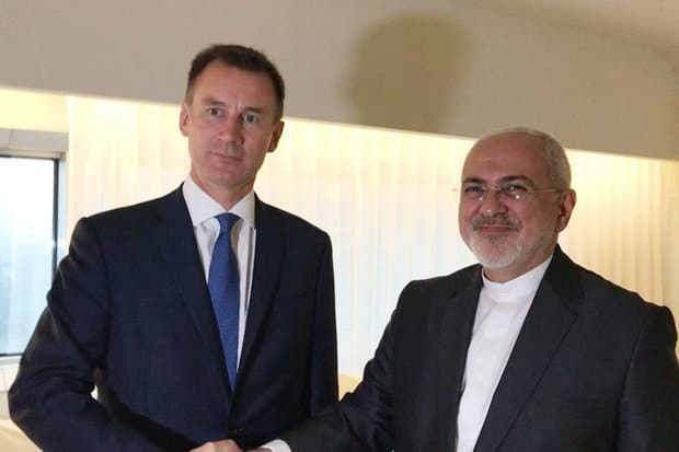 Iran Daily: UK Foreign Secretary in Tehran