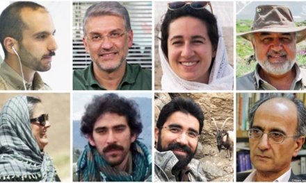Iran Daily: Death Penalty Charge Dropped Against 4 Environmentalists