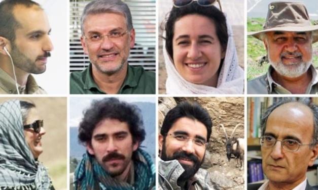 Iran Daily: 6 Environmentalists Given Long Prison Sentences