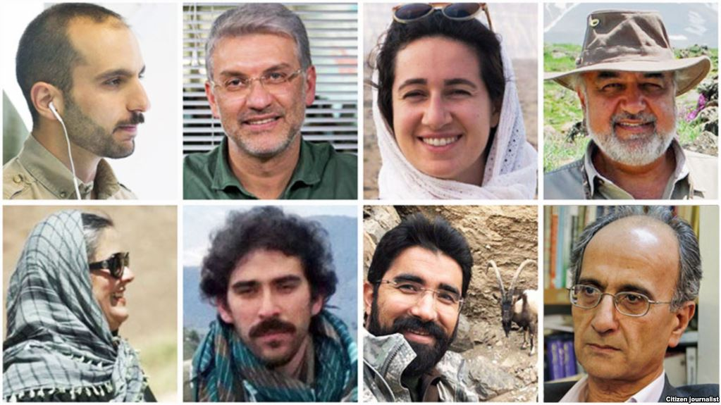 Iran Daily: Amnesty — Free 8 Detained Environmentalists