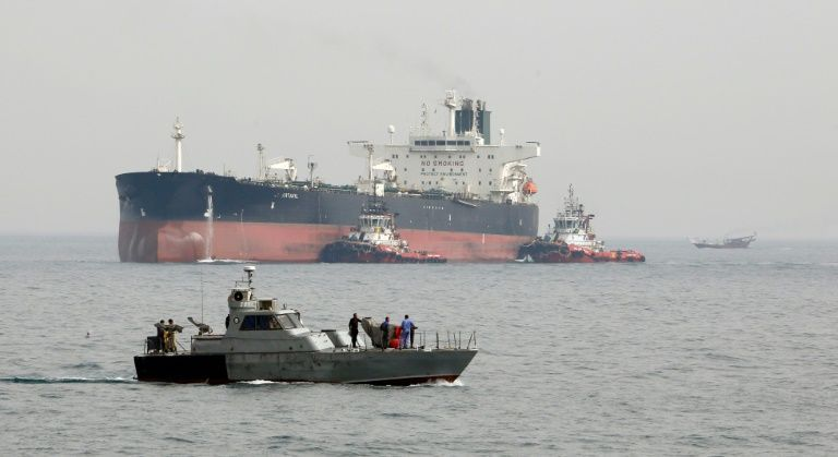 Syria Daily: US Sanctions Russia-Iran Oil Network for Assad Regime