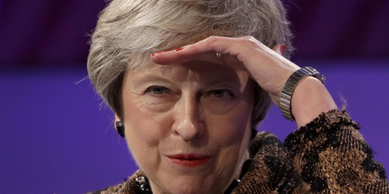 EA on talkRADIO: PM May Caught in a Brexit Vise