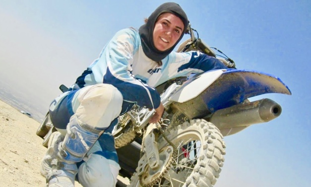 Iran Daily: The Arrest of Woman's Motocross Champion Sharzad Nazifi