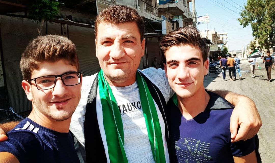 Syria Daily: Activists Raed Fares and Hamoud Junaid Assassinated