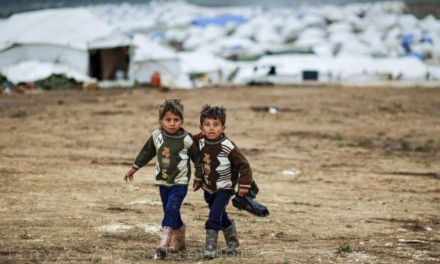 Open Letter to UK Prime Minister: Help 50,000 Displaced in Rukban Camp