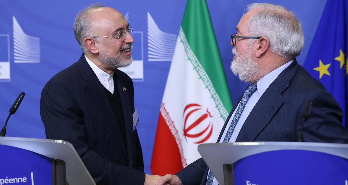 Iran Daily: European Union Hosts Top Iranian Officials Over Nuclear Deal, US Sanctions