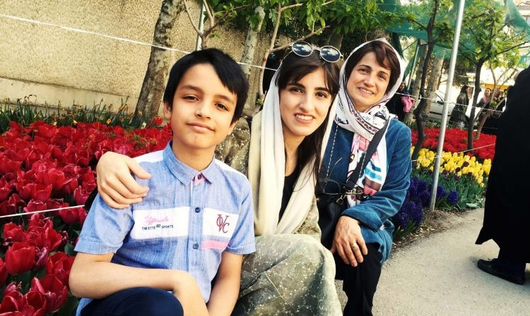 Iran Daily: Detained Lawyer Sotoudeh Barred from Seeing Children