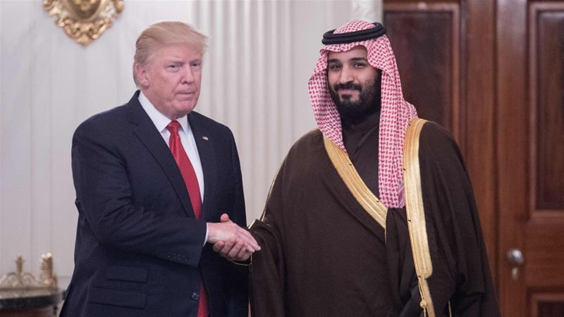 EA on Al Jazeera's Inside Story: Why is Trump Protecting Saudi's MBS Over Khashoggi Murder?