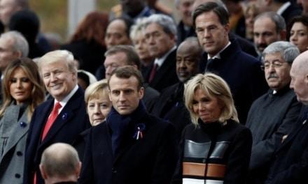 "TrumpWatch, Day 661: Macron Rebukes Trump Over Dangerous ""Nationalism"""