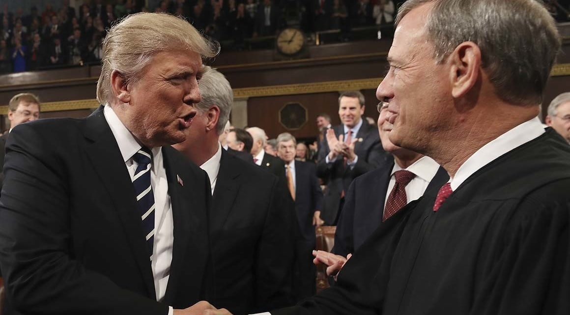TrumpWatch, Day 671: Supreme Court Chief Justice v. Trump Over Judicial Independence
