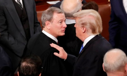 EA on Monocle 24: Trump's Confrontation with Supreme Court Chief Justice Roberts