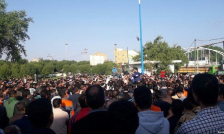 Iran Daily: 41 Steelworkers Detained Amid Strike