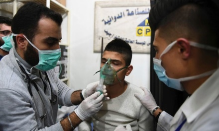 "Syria Daily: US-UK — Russia & Regime Carried Out Fake ""Chemical Attack"" on Aleppo"