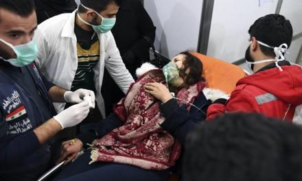 """Syria Daily: Russia Scrambles Over Aleppo """"Chemical Attack"""""""