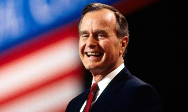 EA on the BBC: The Legacy of George Bush — Uncertainty