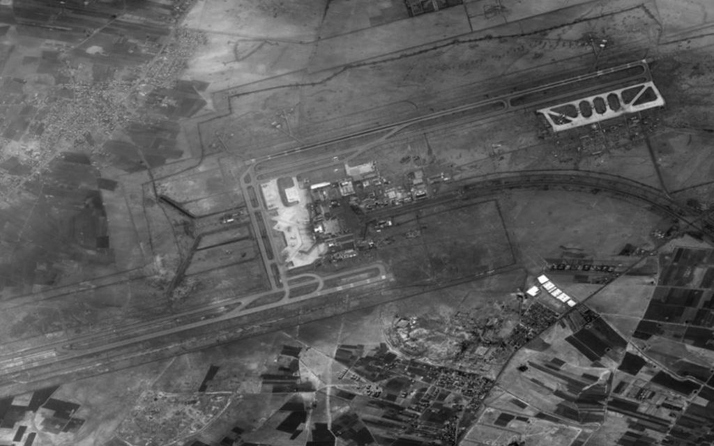 Syria Daily: Mystery Blasts Near Damascus Airport