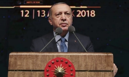 """Syria Daily: Turkey's Erdogan — Offensive v. US-Supported Kurdish Forces In """"Few Days"""""""