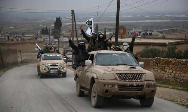 Syria Daily: Turkey and Rebels Close on Kurdish-Held Manbij