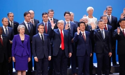 EA on Monocle 24: Reviewing the G20 Summit — Reform, Tariffs, and Disputes