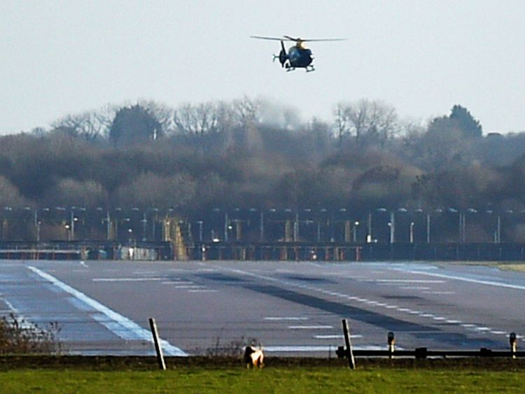 Why London's Airports Are Vulnerable to Drones