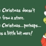 Unfiltered Video: The Consumer Who Stole Christmas?