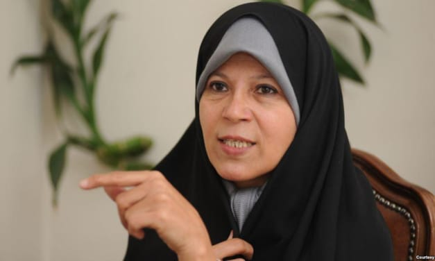 Iran Daily: Ex-President Rafsanjani's Daughter Denounces Regime