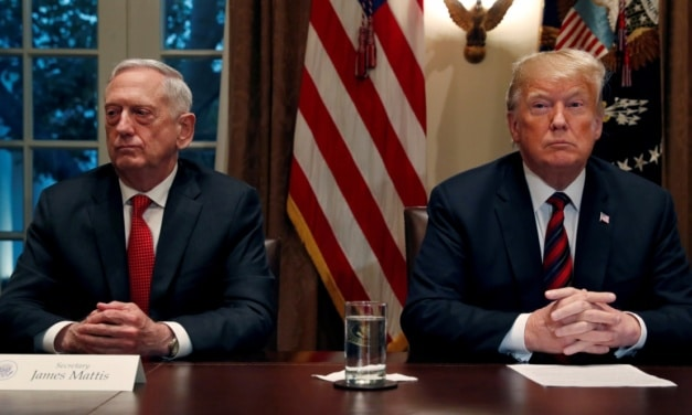 EA on TRT World, RFI, Radio FM4, and BBC: Mattis Gives Up on Trump — A Breaking Point in US Foreign Policy?