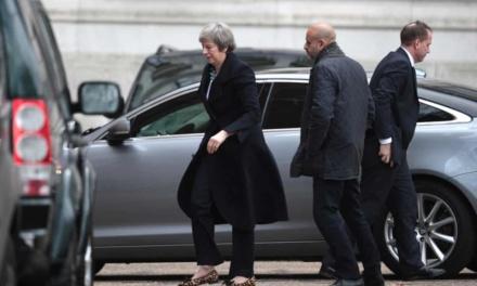 EA on talkRADIO: Chaos from Brexit London to Trump's Washington