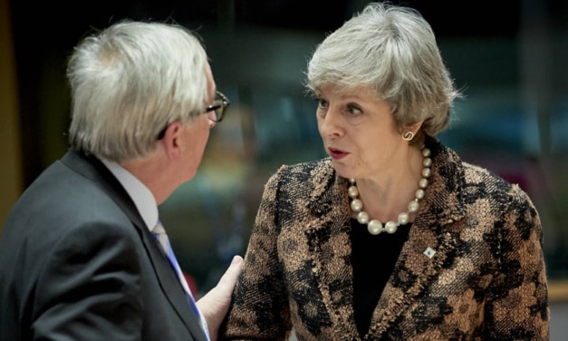 EA on talkRADIO: A Way Out of No Deal Brexit?; Trump's Sinking Ship
