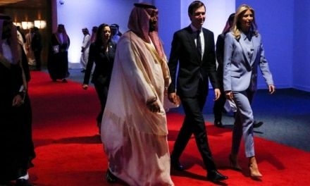 """You Will Love Him!"": How Saudi Arabia Cultivated Jared Kushner"