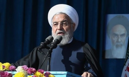 Iran Daily: President Rouhani Threatens Closure of Persian Gulf