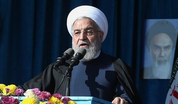 Iran Daily: President Rouhani Threatens Closure of Persian Gulf