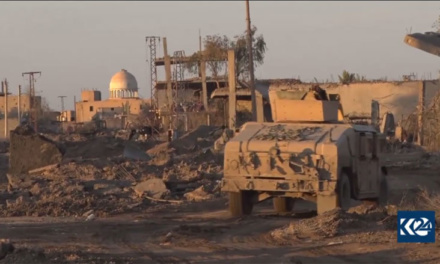 Syria Daily: Kurds-Led SDF Close to Taking Last Key ISIS Town