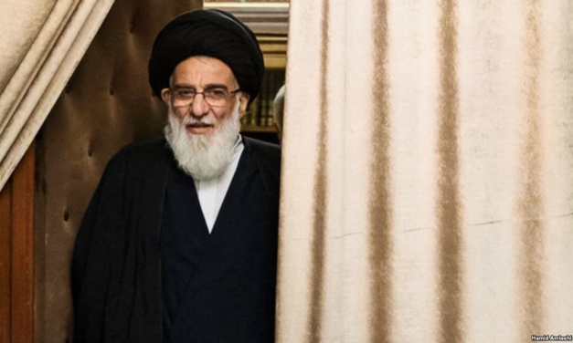 Iran Daily: Head of Expediency Council Shahroudi Dies